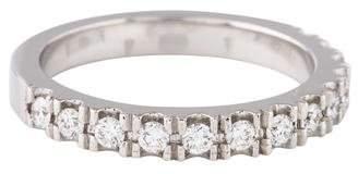 Ring 18K Diamond Wedding Band