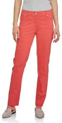 Lifestyle Attitudes Women's Millennium Slim Leg Pants