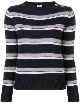Liu Jo striped sweater