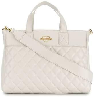 Love Moschino square tote bag
