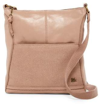 The Sak Lucia Leather Crossbody $119 thestylecure.com