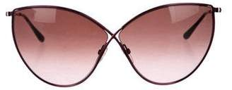 Tom Ford Evelyn Gradient Sunglasses