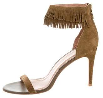 Joie Alek Fringe Sandals w/ Tags