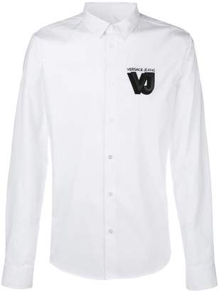 Versace long-sleeve shirt