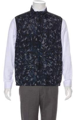 Theory Reversible Lightweight Puffer Vest