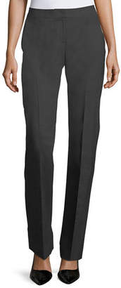 Lafayette 148 New York Barrow Stretch-Wool Pants