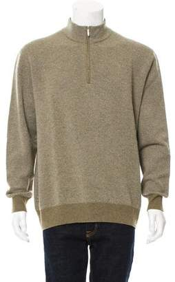 Loro Piana Roadster Pull Cashmere Sweater