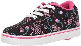 Heelys Launch, Girls' Sneakers, Black (Black/Hot Pink/Blue), 13 Child UK (32 EU)