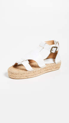 Soludos Banded Shield Sandals
