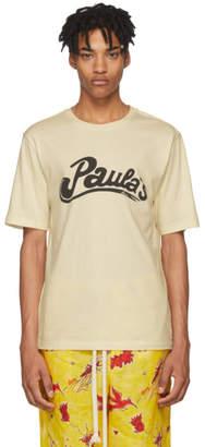 Loewe Beige Paulas Ibiza Edition Logo T-Shirt