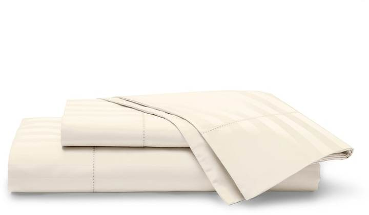 Chaps Damask 500 Thread Count Stripe Sheet Set