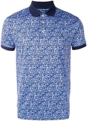Polo Ralph Lauren floral print polo shirt