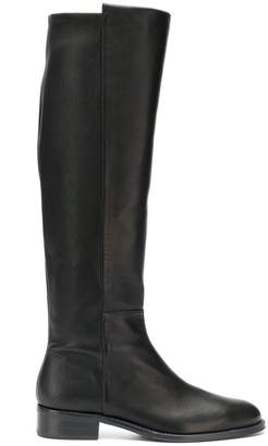 Stuart Weitzman knee length flat boots