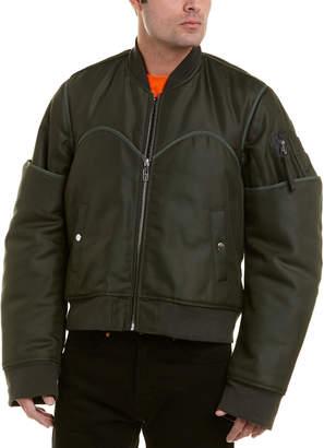 Helmut Lang Four-Sleeve Bomber Jacket