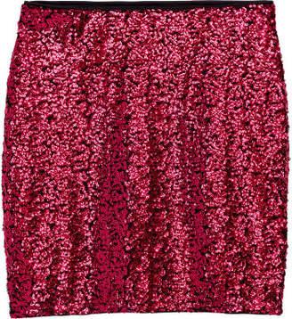 H&M Glittery Skirt - Pink
