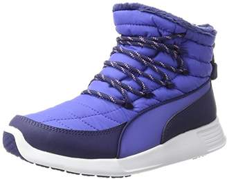 ca0f02e7f2a Puma Women s St Winter Boot Slouch (Baja Blue Depths)