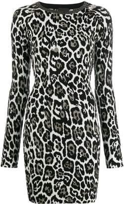 Just Cavalli leopard print dress
