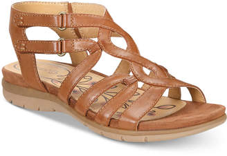 Bare Traps Baretraps Kaylyn Gladiator Wedge Sandals Women's Shoes