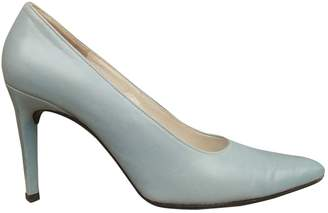 7f06eba29d9 Charles Jourdan Vintage Grey Leather Heels