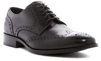 Cole Haan Benton Leather Wingtip Oxford II - Wide Width Available