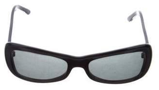 Cartier Rectangular Tinted Sunglasses