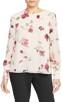 Rachel Roy COLLECTION Floral Blouse