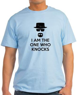 The One CafePress - I Am Who Knocks T-Shirt - 100% Cotton T-Shirt