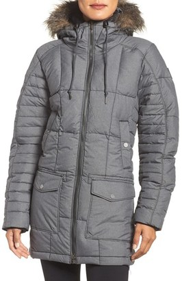 Women's Columbia Sportswear Della Faux Fur Trim Jacket $260 thestylecure.com