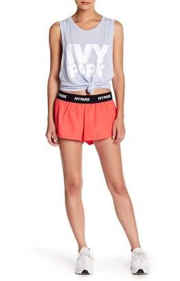 Ivy Park Logo Woven Shorts