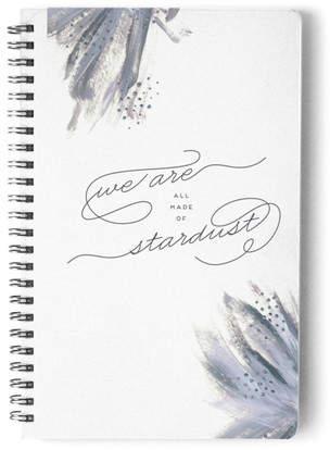 Shining Stardust Self-Launch Notebook