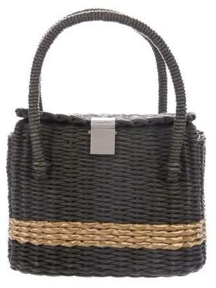 Chanel Top Handle Basket