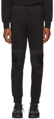 Diesel Black P-Osamu-SW Lounge Pants