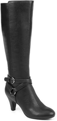Naturalizer Lyla Round-Toe Knee-High Boots
