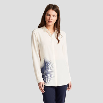 Honey Palm Placement Shirt $225 thestylecure.com