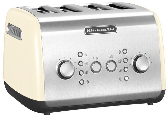 KitchenAid 4-slot Toaster Cream