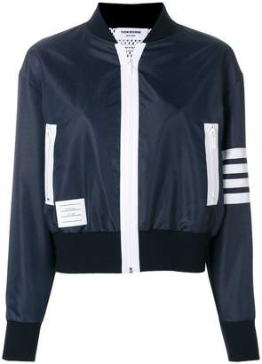Thom Browne Lightweight Ripstop Bomber