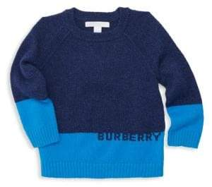 Burberry Baby Boy's& Little Boy's Mini Alister Cashmere Sweater