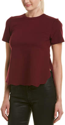 Olivaceous Ponte Top