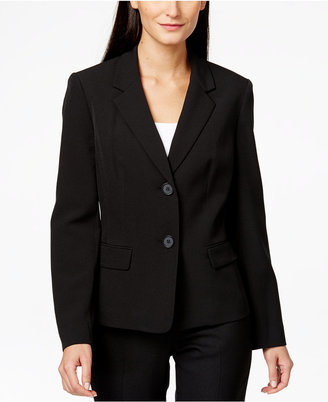 Kasper Two-Button Blazer $79 thestylecure.com