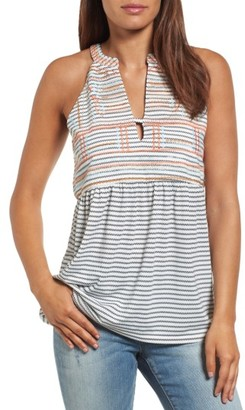 Women's Thml Embroidered Halter Style Top $93 thestylecure.com