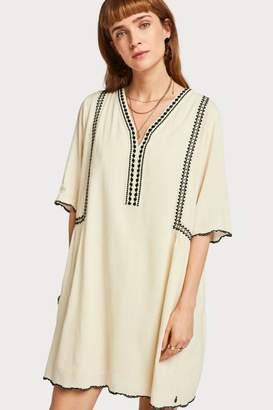 Scotch & Soda Boho Dress