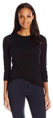 Lilla P Women's Layering L/s Scoop Neck