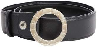 Bulgari Leather belt