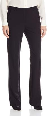 Ellen Tracy Women's Flare Leg Trouser