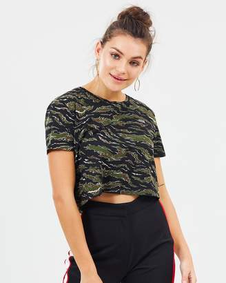 Cropped Staple T-Shirt