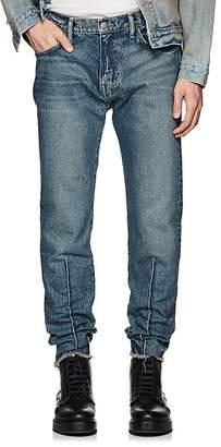 424 Men's Seamed Straight Jeans