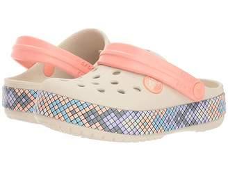 Crocs Crocband Gallery Clog (Toddler/Little Kid)