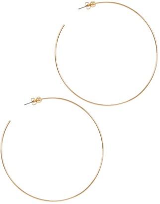 Jenny Bird Icon Large Hoop Earrings