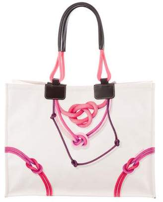 Longchamp Surf City Large Tote Bag w/ Tags