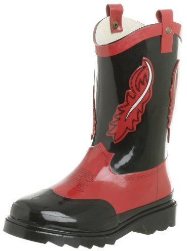 Western Chief Toddler/Little Kid Cowboy Rain Boot